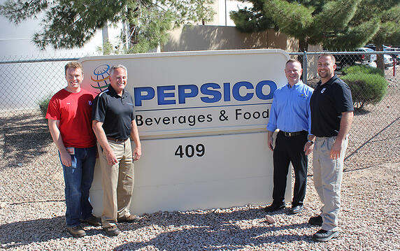 Pepsico goes solar with Sun Valley Solar Solutions
