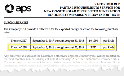 APS Rate Change1