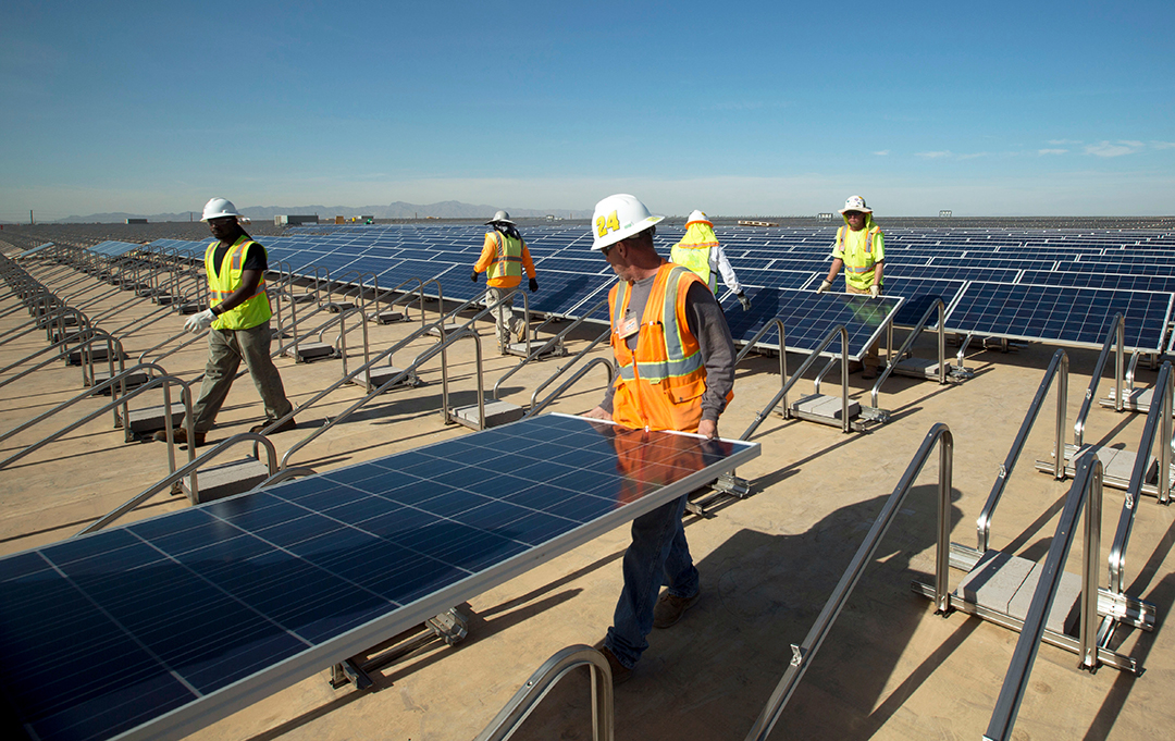 solar operations and maintenance