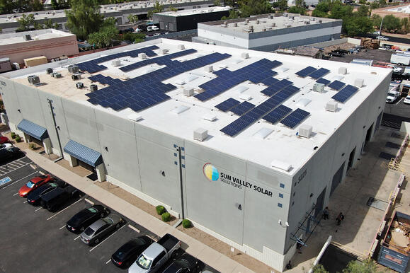 Solar on sun valley solar solutions