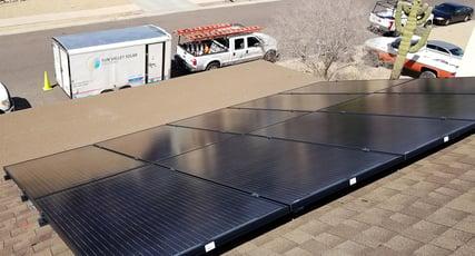 panels looking down