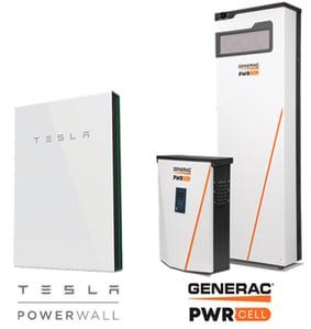 powerwall & generac